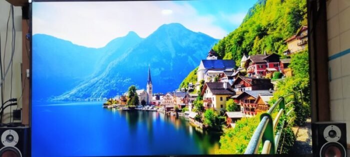 LG75V型液晶テレビ