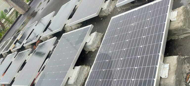 太陽光発電(ソーラーパネル)いっぱい
